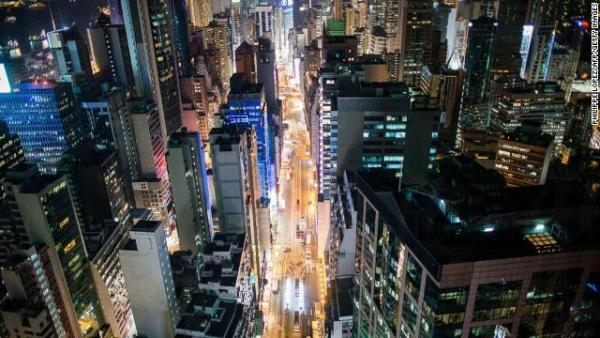香港是全球最安全地方之一
