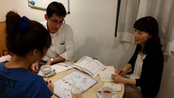 C Flat 広東語cafe(圖:FB@C Flat 広東語cafe)