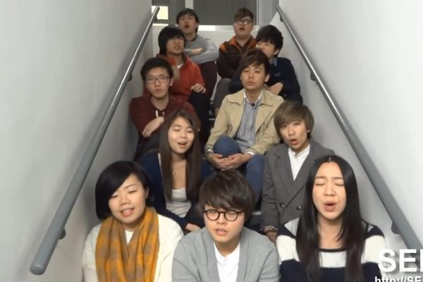 串燒廣東歌!本地Acappella組合重新演繹25首歌