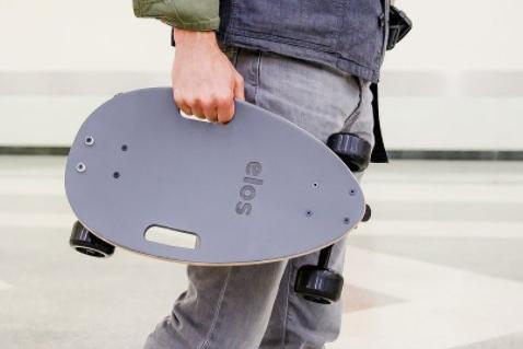 新手都啱玩!5分鐘上手滑板、防滑、穩定、易攜