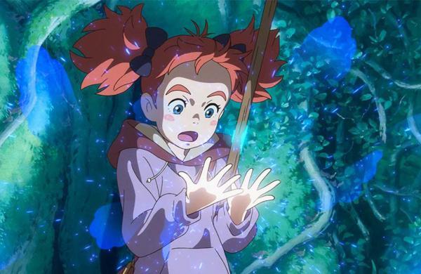 《瑪麗與魔女的花》日本7月上映 誤闖空中魔女國度