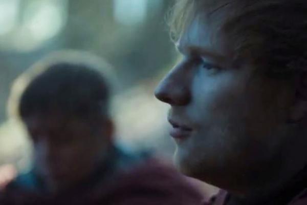 Ed Sheeran客串≪權力遊戲≫大展歌喉 歌詞另有玄機暗示劇情走向?