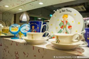 小王子主題甜品店(圖:UBlog@歌利亞)