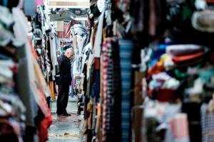 欽州街布藝市場 (圖片來源:FB@Kian Lee)