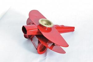 金屬飛機造型 Kazoo $135