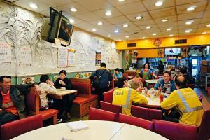 華輝小廚餐廳是作者Pizza曾經天天光顧的茶餐廳。