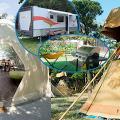 【露營好去處】全港5大懶人露營區推介 360度透明觀星營/印第安帳幕