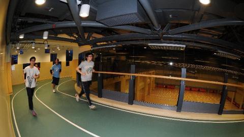 落雨也不怕!香港5大室內緩跑徑