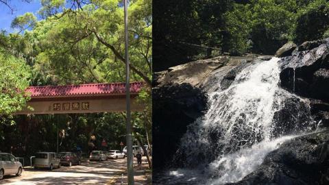 香港有個「夏威夷」?市區出發行山睇小瀑布