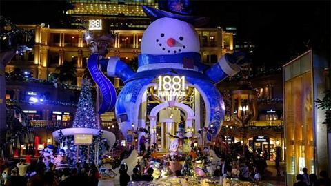聖誕影相好去處!7大激靚主題商場(九龍篇)