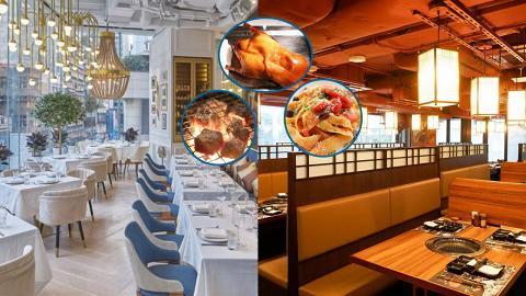 【父親節2019】5大慶祝父親節靚景餐廳推介 任食片皮鴨點心/露天炭爐燒A5和牛