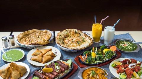 【尖沙咀美食】重慶大慶5大美食餐廳推介合集 正宗印度咖哩/地道土耳其菜