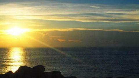 漫遊迷你大澳 觀最美日落