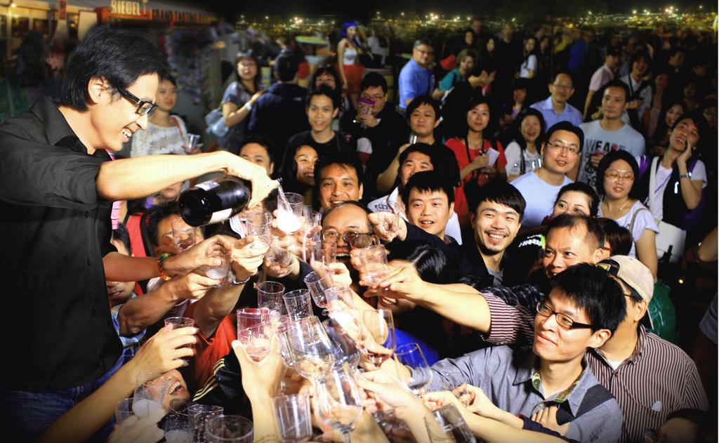 香港美酒佳餚巡禮2014