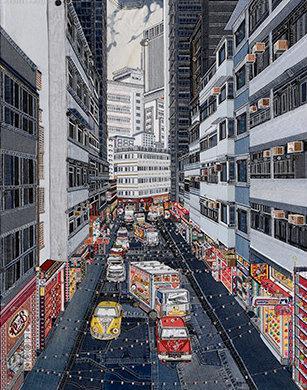 建構性繪畫:現代及當代韓國藝術