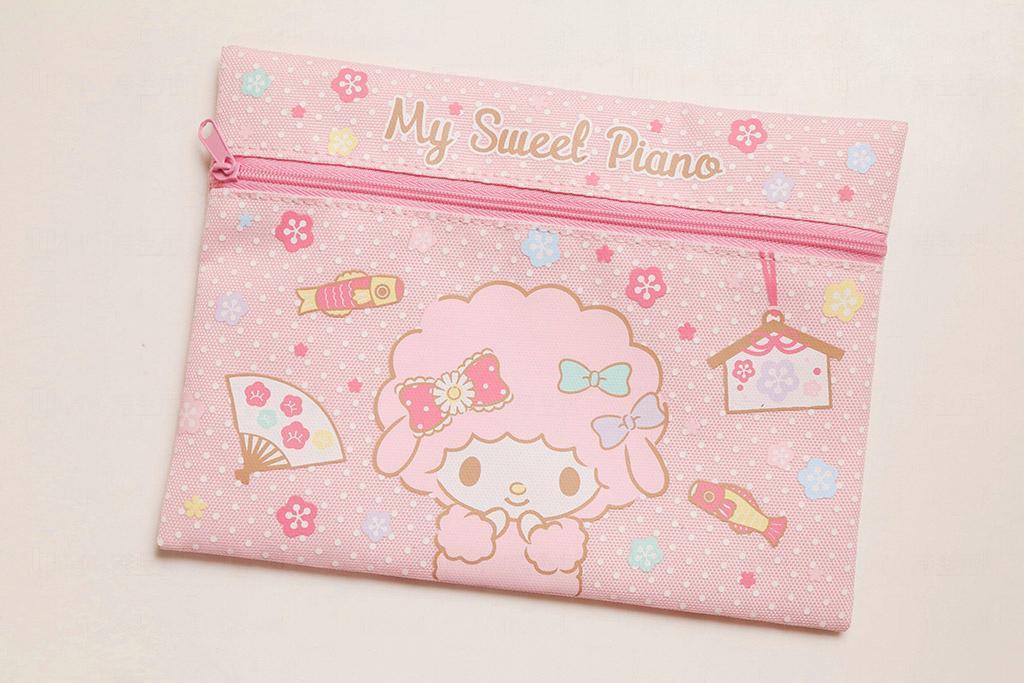 Mikiki X My Sweet Piano 推限量版利是袋