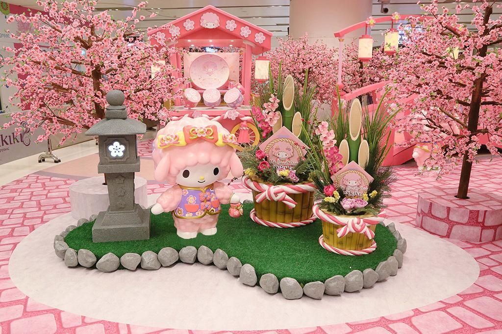 全球首個 My Sweet Piano春日庭園@Mikiki
