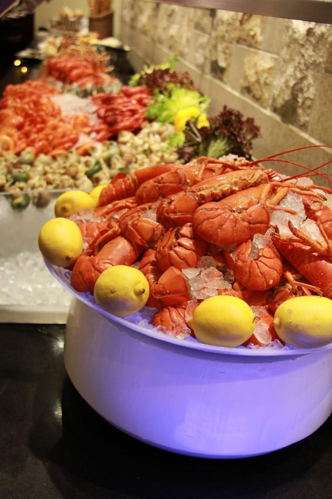 生日萬歲勁食海鮮!怡東酒店限時同行優惠