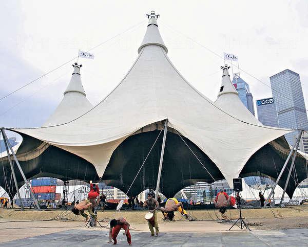 CAVALIA 巨型馬戲2015 加場至5月27日