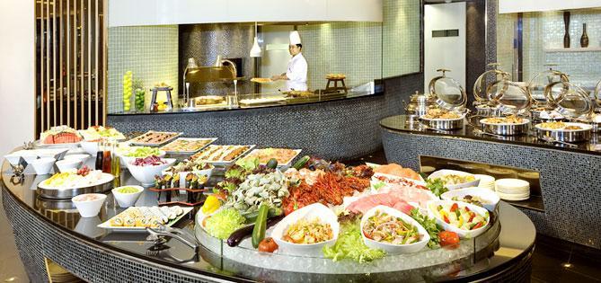 香港諾富特世紀酒店 4月生日享免費復活節自助餐