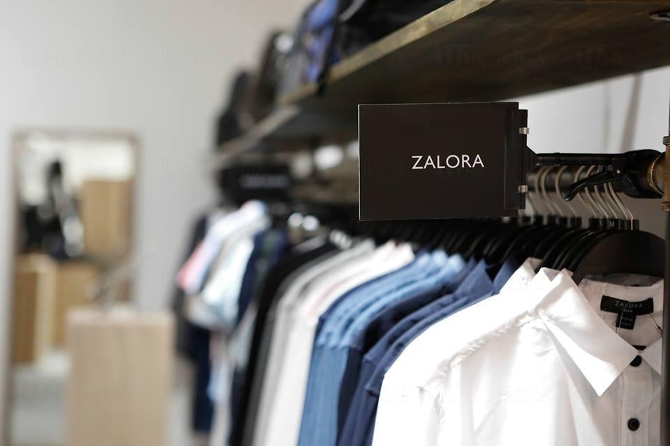 Online Shop ZALORA 香港首間限定店開幕
