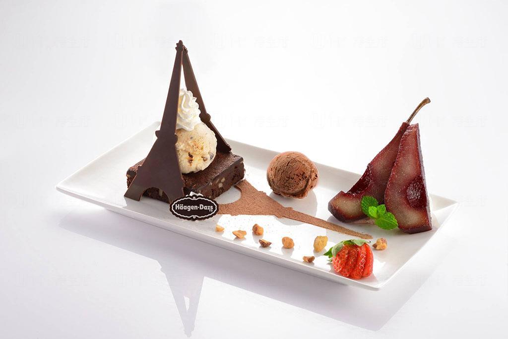 Haagen Dazs x 法國五月 新推法式甜品
