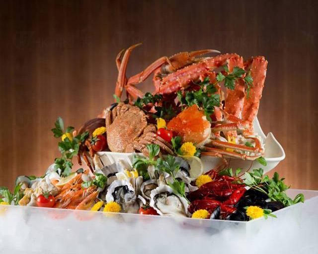 灣景國際「蟹皇盛宴」自助餐低至75折