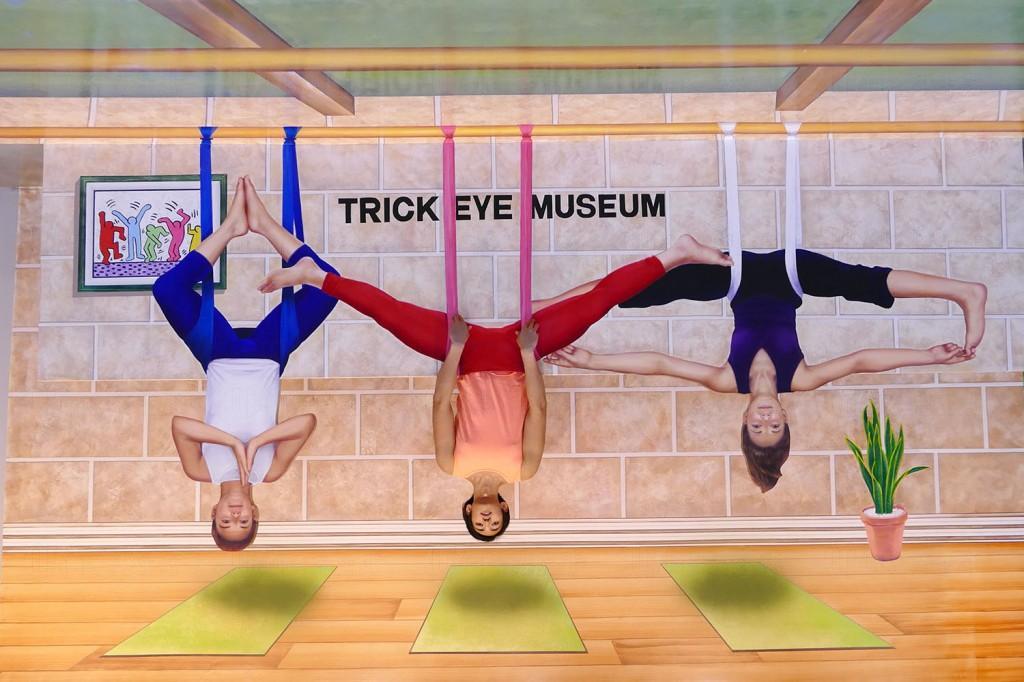 Trick Eye特麗愛3D館 生日免費入場