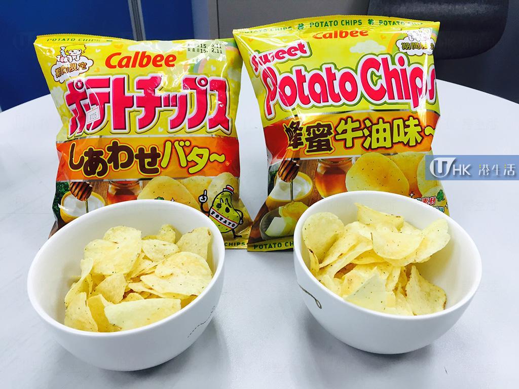 韓國人氣蜂蜜牛油味薯片 5月下旬登陸香港