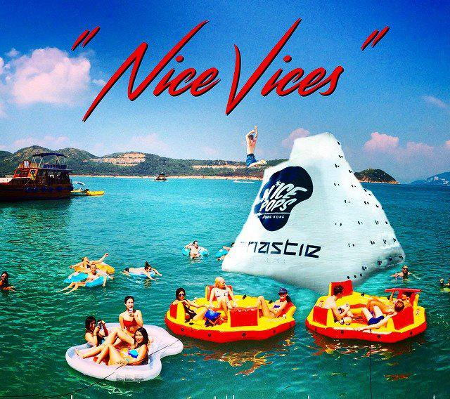 迎接Summer NICE VICES水上派對