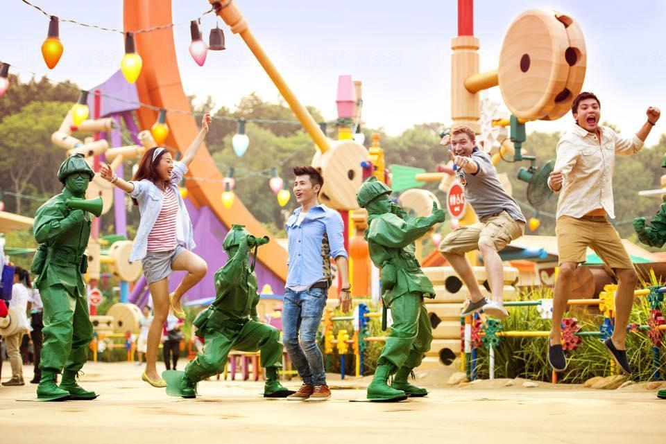 港人獨享$549套票 入迪士尼玩2次