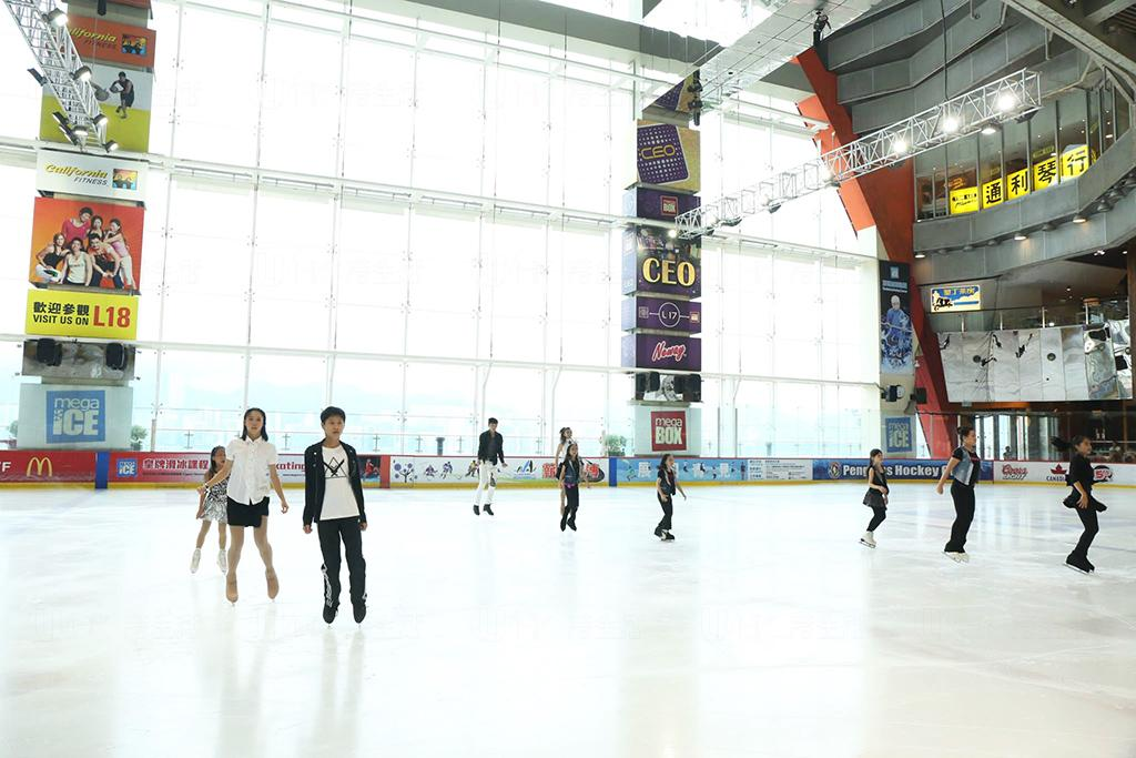 只限一天! Mega Ice溜冰$8