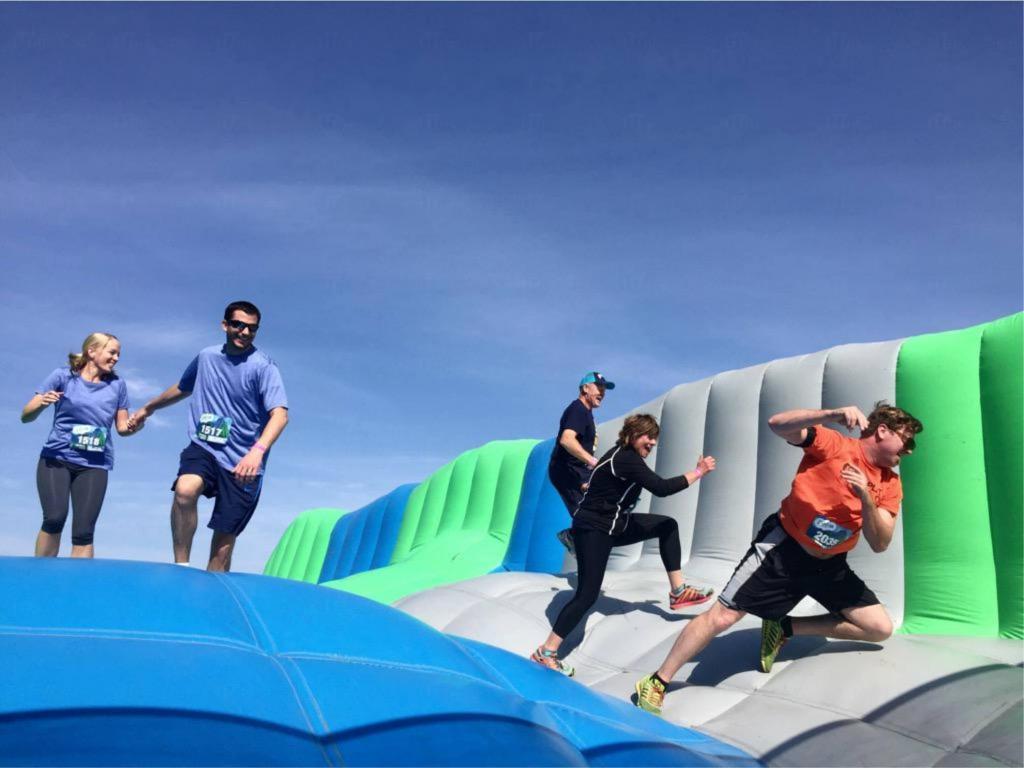 瘋狂障礙跑Crazy Inflatable Run 5K 11月襲港