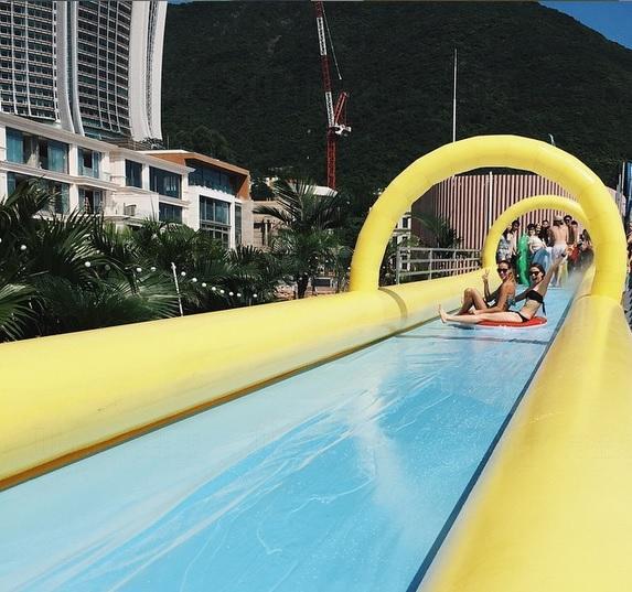 搶閘Slide! 淺水灣Endless Summer水上嘉年華