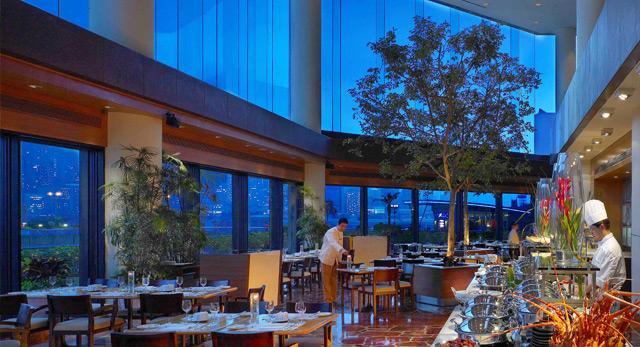 洲際酒店自助餐 指定恒生卡享8折
