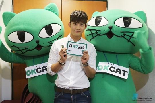 2PM玉澤演OKCAT Pop-up store暨簽名會