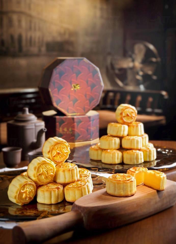 半島嘉麟樓迷你奶黃月餅 8月底開始發售