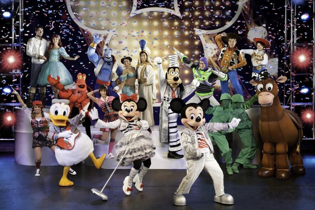 迪士尼音樂劇之米奇音樂嘉年華