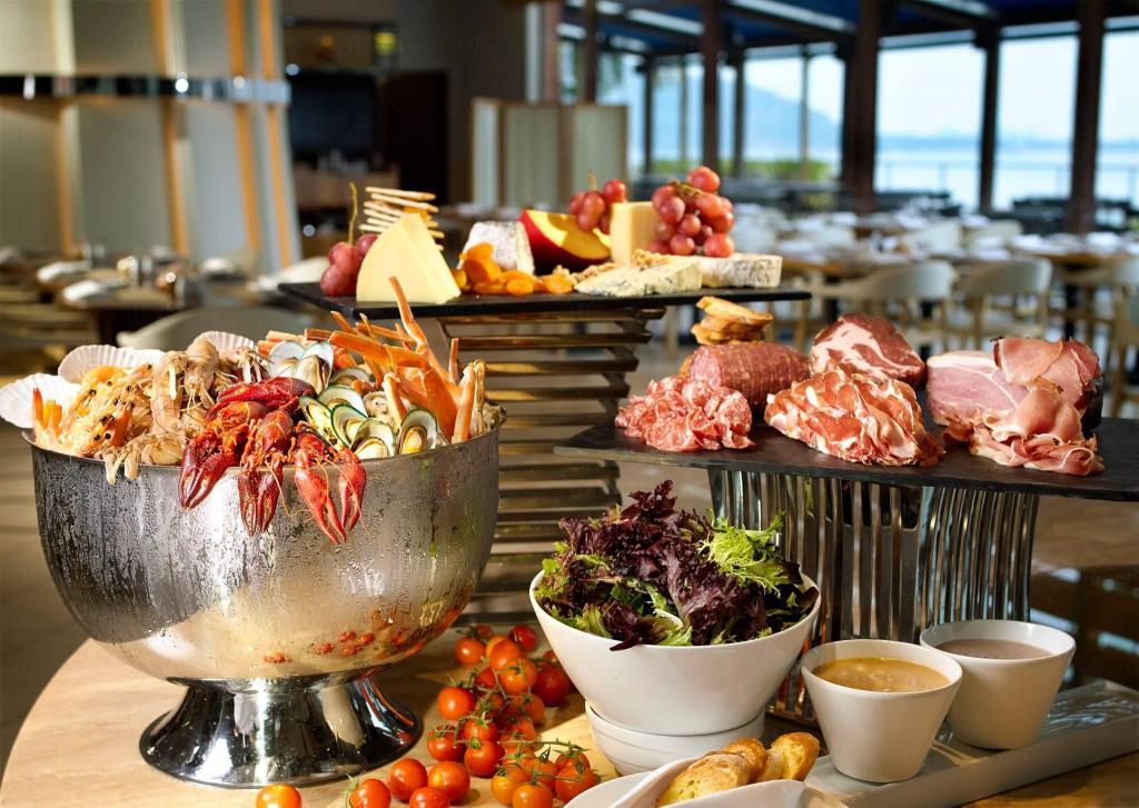 愉景灣酒店「盛夏熱帶自助餐」 任食海鮮$288起