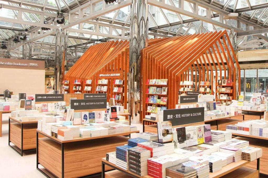 期間限定! 誠品夏日書店進駐太古城中心