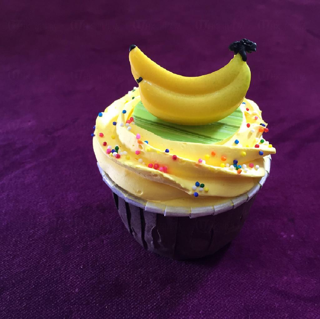 全城接蕉!MOKO獨家換領香蕉造型蛋糕