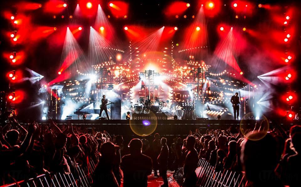 搖滾樂隊MUSE世界巡迴演唱會-香港站