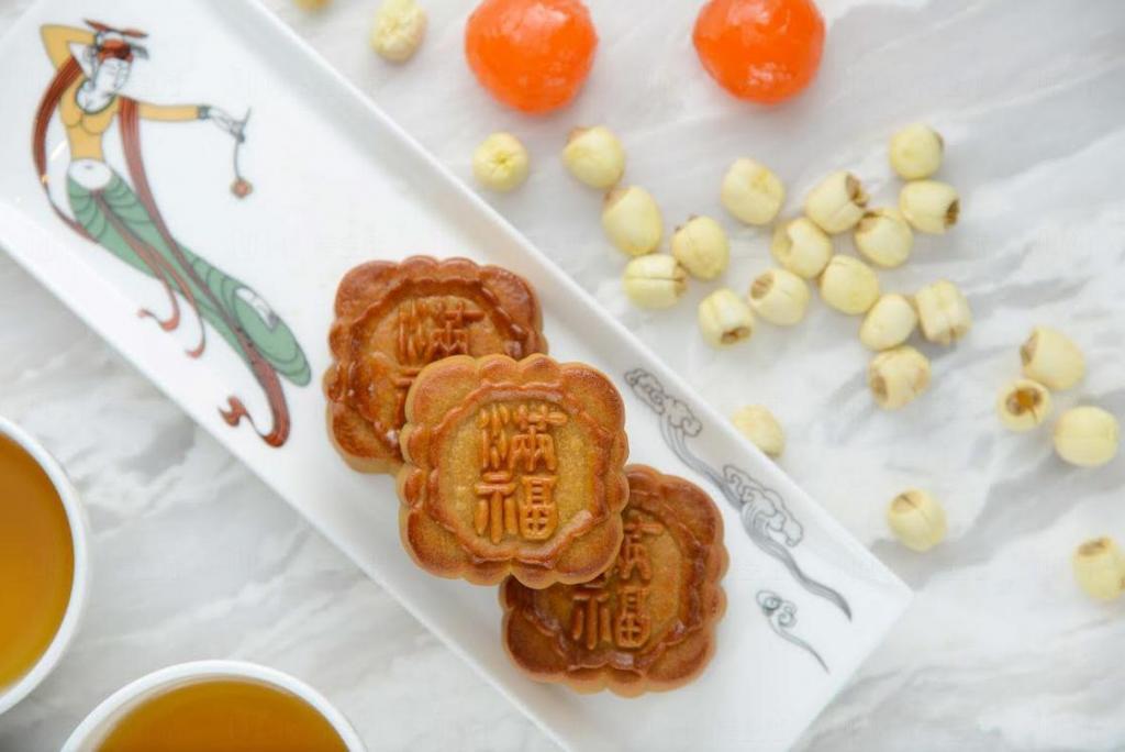 中秋「嚐」月 香港萬麗海景酒店全新口味月餅