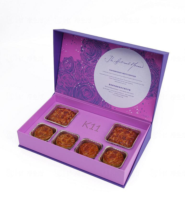 K11 首推自家月餅 傳統與現代藝術Crossover