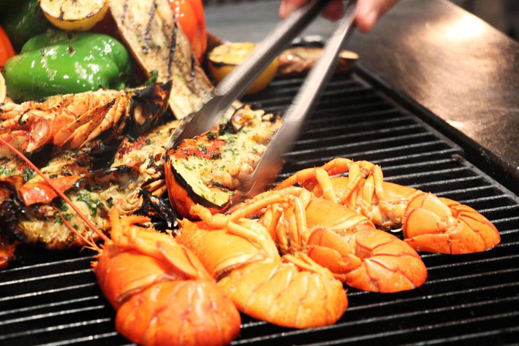 九龍貝爾特海鮮自助晚餐 讚好FB即享75折