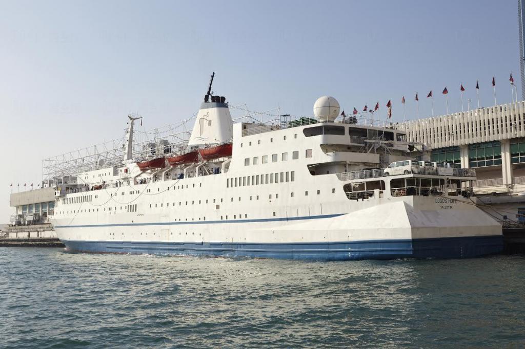 全球最大海上圖書館「望道號」再來港 可當船員一天