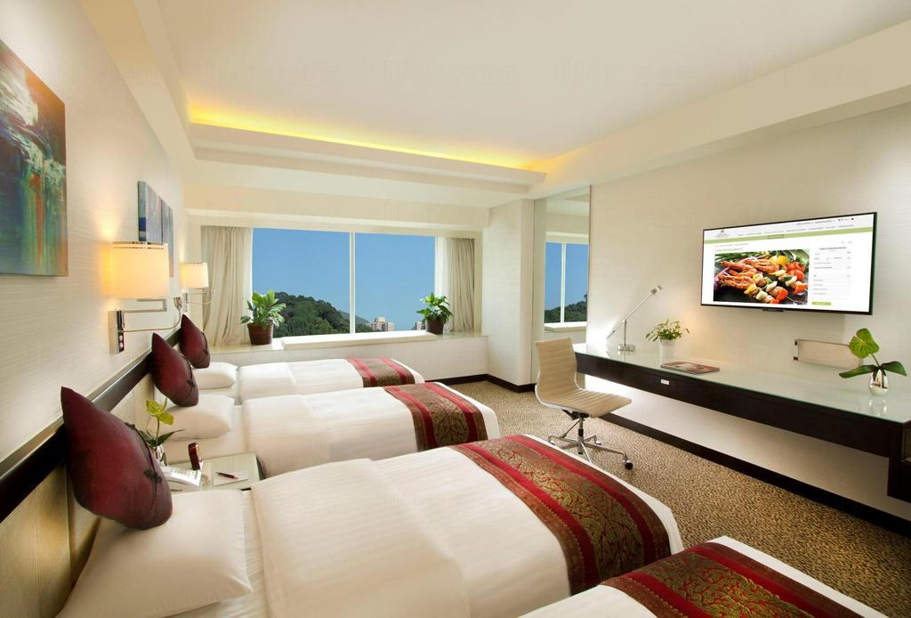 香港麗豪酒店「夏日水上樂」住宿+玩樂套票只需$988起