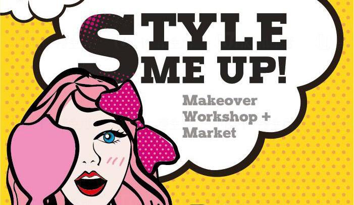貪靚鬼必到!Style Me Up!化妝主題市集