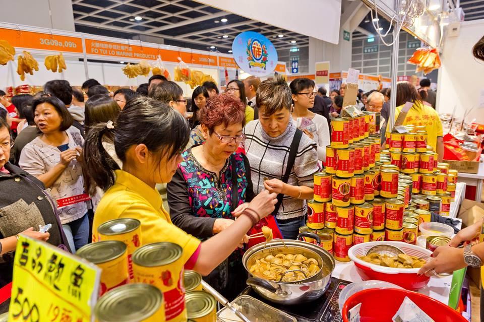 香港冬日美食節2015 一連五日會展舉行