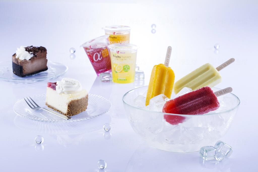 city super 夏日冰極派對 推出大熱雪條、芝士蛋糕